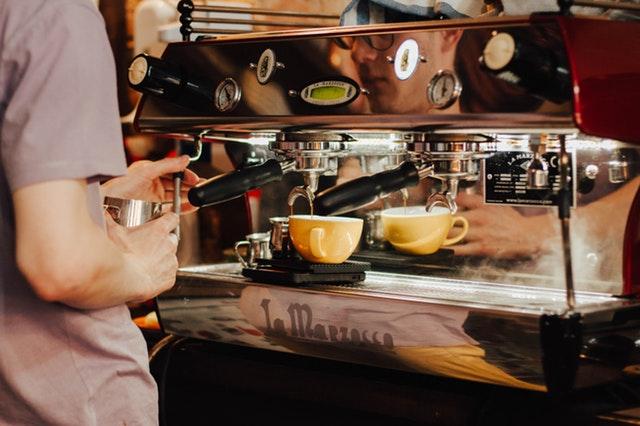 Gastronomie Kaffee